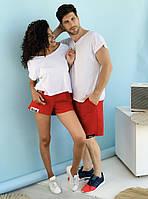Спортивный костюм для пары с шортами, фото 1