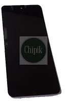 Дисплей для Xiaomi Redmi Note 9S, Redmi Note 9 Pro с сенсорным экраном, черный