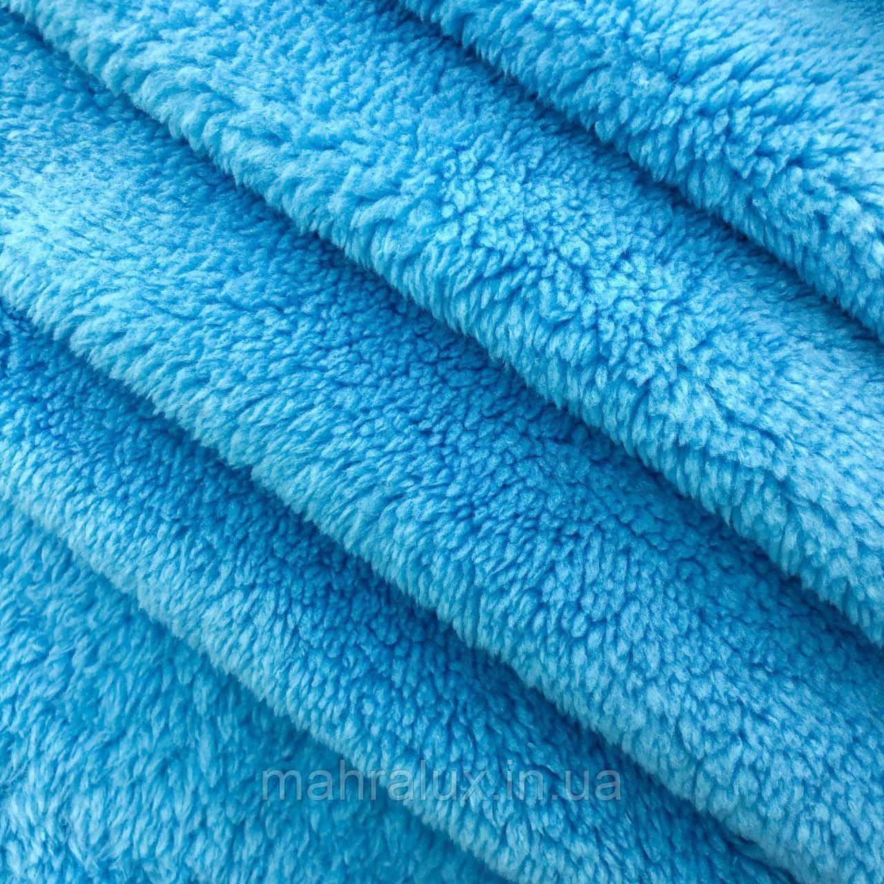 Махра велсофт (Wellsoft) голубая