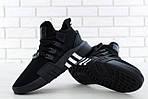 Чоловічі кросівки Adidas EQT Bask ADV (чорні) 11590, фото 8