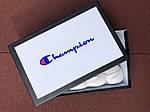 Женские кроссовки Champion (серо-белые с мятным) 9570, фото 5