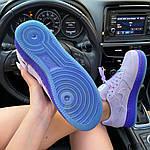 """Жіночі кросівки Nike Air Force 1 LXX """"Purple Agate"""" (фіолетові) C-1929, фото 3"""