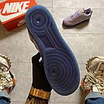 """Жіночі кросівки Nike Air Force 1 LXX """"Purple Agate"""" (фіолетові) C-1929, фото 7"""