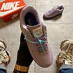 """Жіночі кросівки Nike Air Force 1 LXX """"Purple Agate"""" (фіолетові) C-1929, фото 8"""