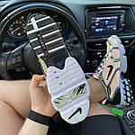 Чоловічі кросівки Nike Air Zoom Spiridon Cage 2 Stussy Pure Platinum Рефлективні (сріблясті) C-1928, фото 2