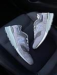 Чоловічі кросівки New Balance 997 Gray (сірі) C-1925, фото 2