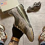 Мужские кроссовки New Balance 997 Gray (серые) C-1925, фото 4