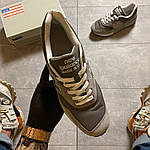 Чоловічі кросівки New Balance 997 Gray (сірі) C-1925, фото 5