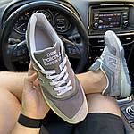 Чоловічі кросівки New Balance 997 Gray (сірі) C-1925, фото 6