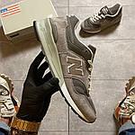 Мужские кроссовки New Balance 997 Gray (серые) C-1925, фото 7