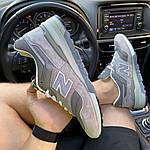 Мужские кроссовки New Balance 997 Gray (серые) C-1925, фото 9
