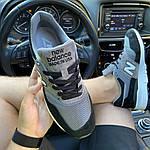 Чоловічі кросівки New Balance 997 Black Gray (чорно-сірі) C-1916, фото 3
