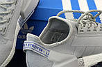 Мужские кроссовки Adidas NMD R1 V2 Полный рефлектив (серые) 12175, фото 8