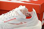 Женские кроссовки Nike Vista (бело-розовые) 12176, фото 6