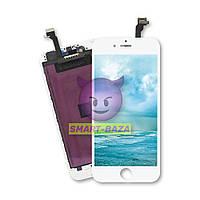 Дисплей iPhone 6 белый | LCD экран, тачскрин, стекло | Модуль в сборе