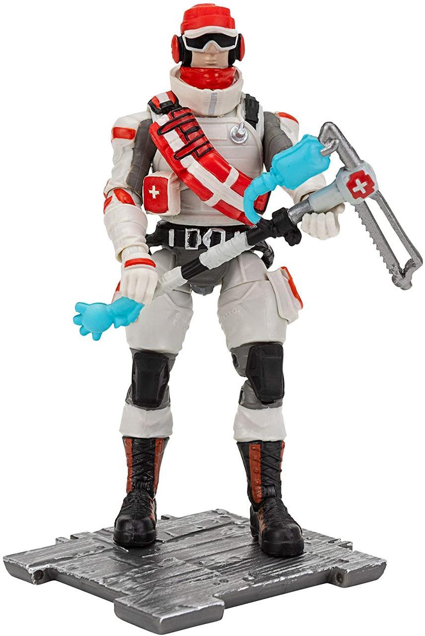 Фигурка Фортнайт Fortnite Solo Mode Triage Trooper