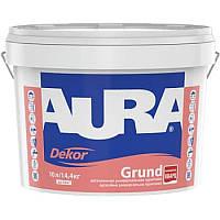 Грунтовка кварцевая AURA Dekor Grund 10к