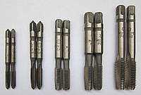 Метчик м/р М  1х0.25 комплект из 2-х штук Тайвань шлифованный