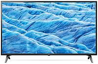 Телевизор лж 60 дюйма 4К со смарт тв черный LG 60UM7100