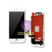 Дисплей iPhone 7 белый | LCD экран, тачскрин, стекло | Модуль в сборе