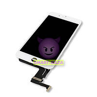 Дисплей iPhone 8 Plus белый   LCD экран, тачскрин, стекло   Модуль в сборе
