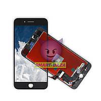 Дисплей iPhone 8 Plus чёрный   LCD экран, тачскрин, стекло   Модуль в сборе