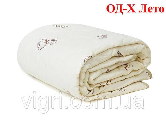 Одеяло хлопковое стеганное евро размер 200 х 220 ВИЛЮТА «VILUTA» ОД-Х Лето, фото 2