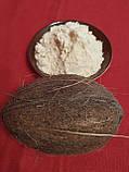 Кокосовая мука ЭКО белая  1,0 кг Индонезия, фото 2