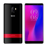 Смартфон с большим дисплеем и хорошей двойной камерой на 2 сим карты Elephone P11 3D black 4/64 гб, фото 1