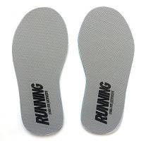 Стельки Running для спортивной обуви спортивные стельки для кроссовок серые 39