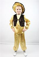 Костюм гриба для мальчика Боровик 3-6 лет