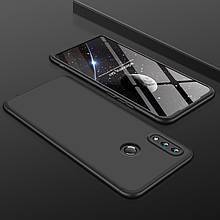 Чехол GKK 360 для Huawei P Smart Plus / Nova 3i / INE-LX1 бампер оригинальный Black
