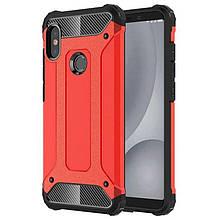 Чехол Guard для Xiaomi Redmi Note 6 Pro бампер оригинальный Immortal Red