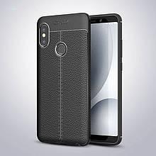 Чехол Touch для Xiaomi Mi A2 Lite / Redmi 6 Pro бампер оригинальный Auto focus Black