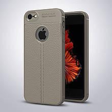Чехол Touch для Iphone 6 Plus / 6s Plus бампер оригинальный Auto focus Gray