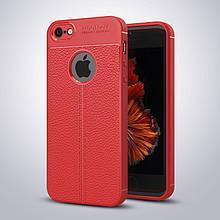 Чехол Touch для Iphone 6 Plus / 6s Plus бампер оригинальный Auto focus Red