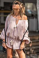 Комбинезон женский летний с шортами  в расцветках 39698
