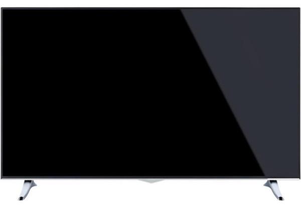 Телевизор Telefunken L55U300N4CW ( Ultra HD / 4K / 1000Hz / Android / Smart TV / DLNA / DVB-T/T2/S/S2/C)