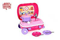 Іграшка Кухня з набором посуду ТехноК 6061, фото 1