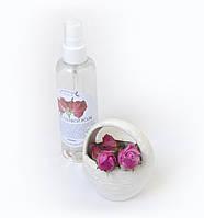 Розовая вода (гидролат)
