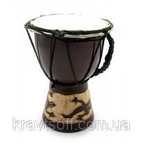 Барабан джембе (d-12,h-15 см) (24295)