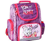 Ранець шкільний каркасний 15 модель 601 Tom and Jerry Cool For School (TJ02813)