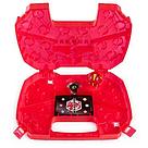 Игровой набор Кейс-бокс для хранения Бакуган (Красный) + Герой фигурка Baukugan   , фото 2