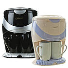Кофеварка на 2 чашки Maestro MR-402, 600 Вт., фото 9