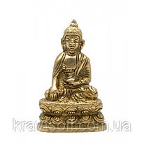 Будда бронза (5,5х3,5х2,5 см) (25915)