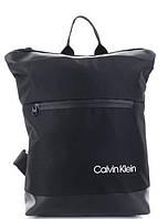 Молодежный рюкзак 004 C.K. black-white Молодежные рюкзаки, купить модный спортивный рюкзак