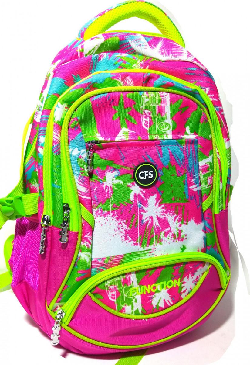 Рюкзак молодежный ортопедический школьный портфель 18 CF 86258