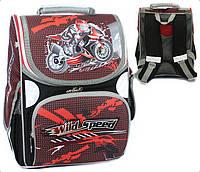 Рюкзак ранец школьный Wild speed RAINBOW 8-516 для мальчика, фото 1