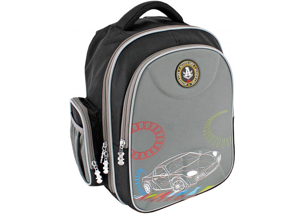 """Рюкзак шкільний EVA фасад 15"""", """"Traffic"""", 733"""