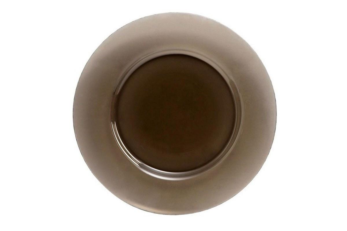 Десертная тарелка 19,6см, 1шт. Luminarc дымчатая 5087